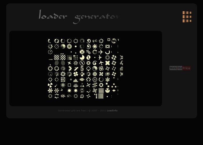 Load Info   gif generator