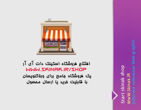 افتتاح فروشگاه اسکینک دات آی آر