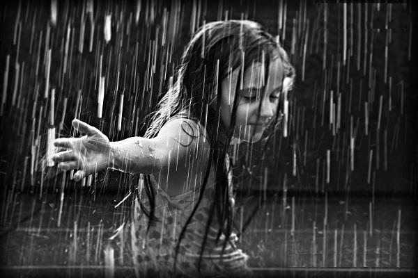 axz اس ام اس های زیبا و غمگین مخصوص روز بارانی
