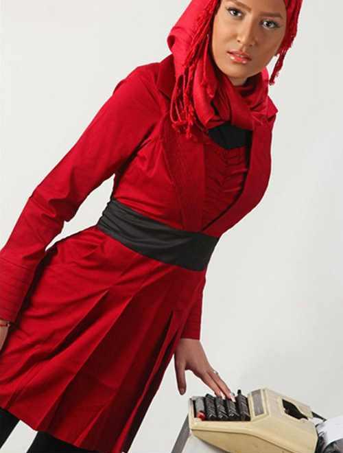 جدیدترین مانتو های زنانه و مارک ایرانی