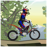 موتور سواری کوهستان
