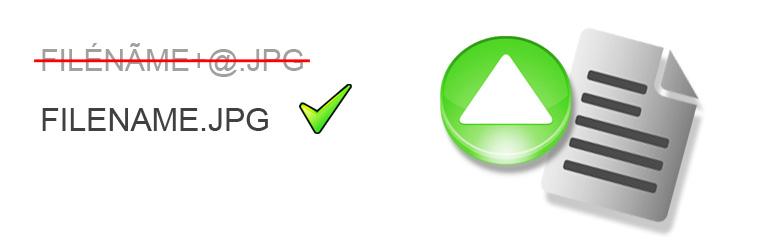 افزونه تغییر نامه رسانه وردپرس File Renaming on upload