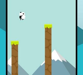 بازی جداب پاندا فنری SPRING PANDA - HTML5 GAME
