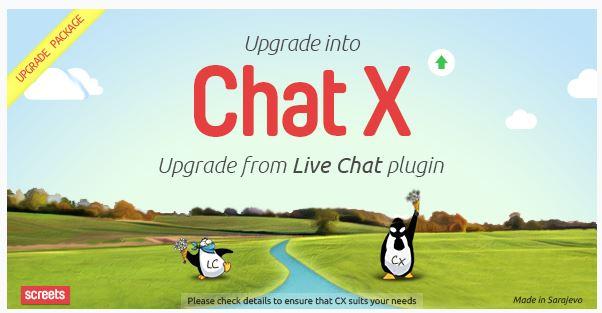 دانلود افزونه آنلاین چت و پشتیبانی WordPress Chat X