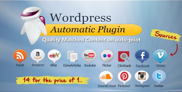 افزونه ارسال پست خودکار وردپرس Wordpress Automatic Plugin v3.47.0