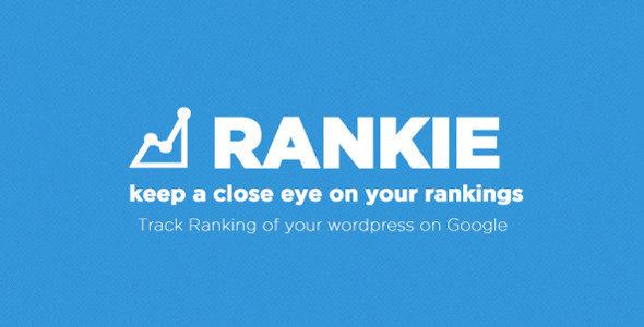 افزونه ردیابی کردن رتبه کلمات کلیدی  Rankie v1.5