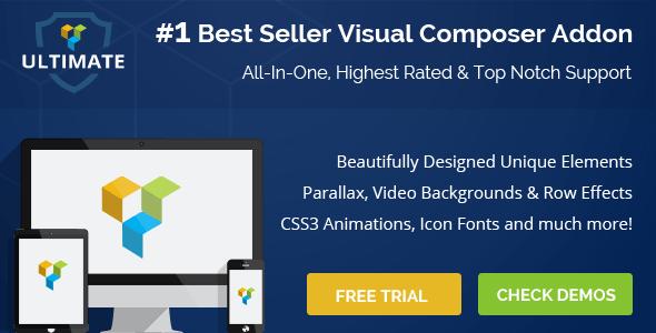 افزایش امکانات Visual Composer با افزونه Ultimate v3.16.6