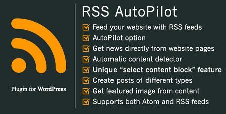 دانلود افزونه خبرخوان RSS AutoPilot v 1.4