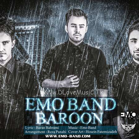 دانلود آهنگ بارون Emo Band