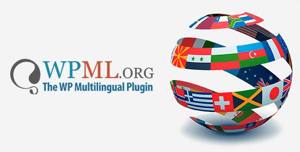 افزونه رایگان چند زبانه کردن وردپرس WPML v3.5.3