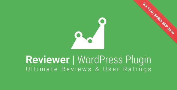 دانلود افزونه  Reviewer v3.13.0   برای وردپرس
