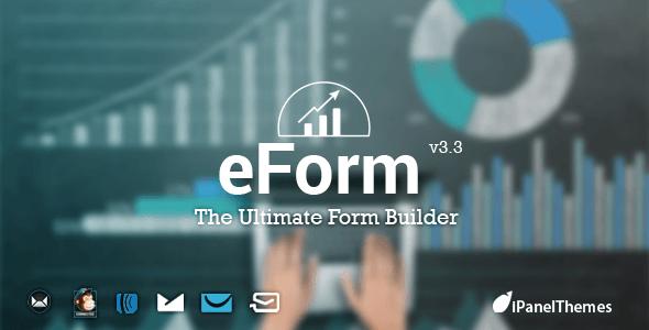 افزونه فرم ساز وردپرس eForm v3.3.1
