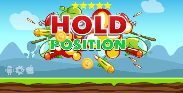 دانلود رایگان بازی جذاب html به نام Hold Position