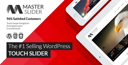 اسلایدر پیشرفته وردپرس به نام Master Slider v3.0.6