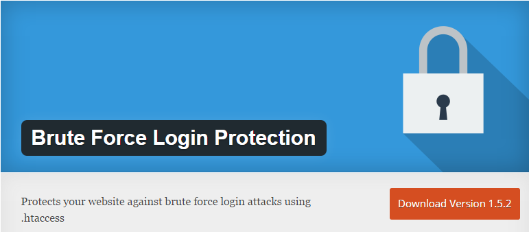ایمن سازی صفحه ورود وردپرس با Brute Force Login Protection