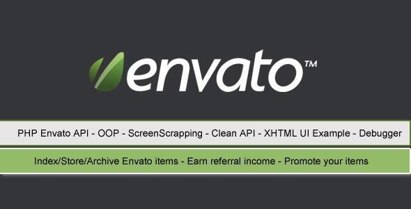 اسکریپت گرفتن مطالب از سایت تم فورس Envato Item Data fetcher + Dataset
