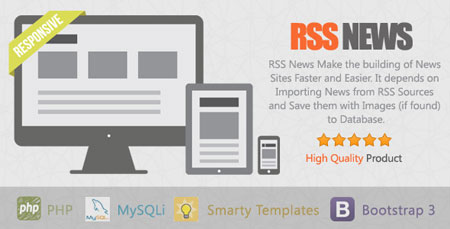 اسکریپت خبرخوان اتوماتیک RSS News AutoPilot نسخه 1.0.1