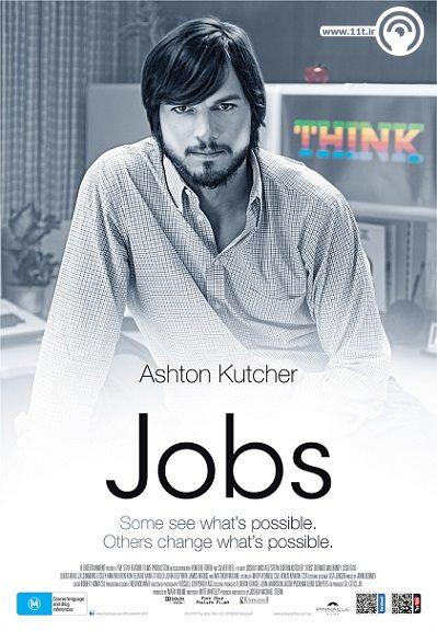 دانلود Jobs 2013 - فیلم زیبای جابز زندگینامه استیو جابز موسس شرکت اپل