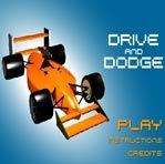بازی  drive and dodge